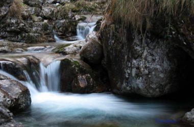 Val Vertova Cascate