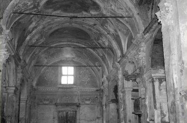 Vecchia Chiesa San Fedele venne utilizzato anche come deposito per il grano - Calusco d'Adda