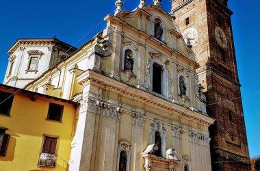 Verdello - Chiesa prepositurale dei santi Pietro e Paolo