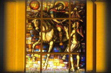 Vetrofanie Chiesa Parrocchiale di San Martino - Nembro