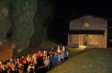 Via Crucis Chiesetta San Lorenzo 2017 Barzizza Gandino