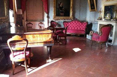 Villa Vitalba Lurani Cernuschi - Almenno San Salvatore Bergamo