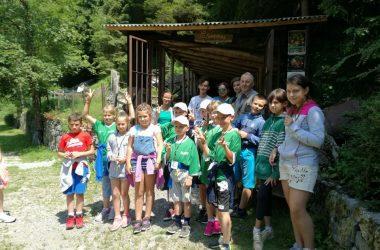 Visite Scolastiche Fattoria Ariete - Gorno