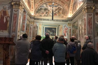Visite guidate Chiesa di San Bernardino - Lallio