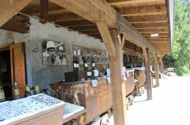 Visitera il Miniera Gaffione Schilpario