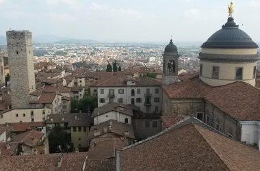 Vista Campanone Bergamo