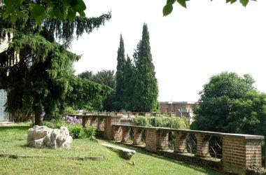 Vista Castello Silvestri Calcio