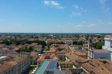 Vista dal Museo Storico Verticale - Treviglio