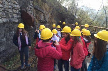 Viste Scolastiche miniere di Gorno - Bg