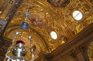 Volte Chiesa di Santa Grata Bergamo
