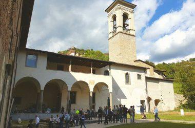 apertura al Monastero DI Astino Estate