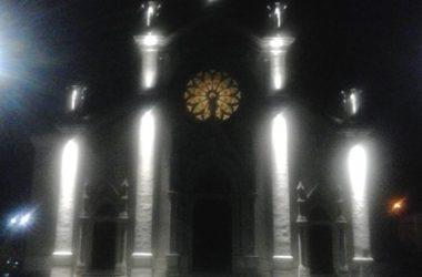 chiesa del sacro cuore di Bonate sotto