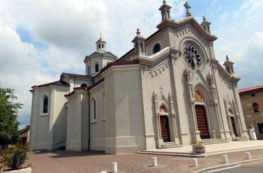 chiesa parrocchiale del Sacro Cuore di Gesù - Bonate Sotto