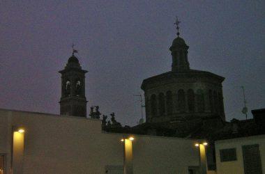 cupola del Santuario della Madonna Delle Lacrime di Treviglio