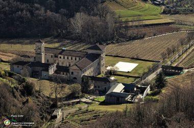 ex Monastero di Astino da Via del Rione