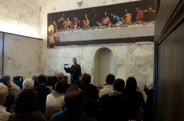 ex-refettorio del monastero di Astino Bergamo