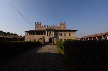 fotografia Castello di Malpaga Cavernago