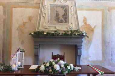 fotografie Palazzo Furietti Carrara - Presezzo