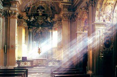 Chiesa di S. Grata in columnellis Bergamo