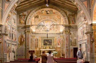 immagini Chiesa di San Bernardino - Lallio