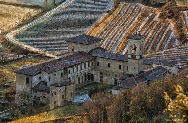 monastero di Astino colli di Bergamo