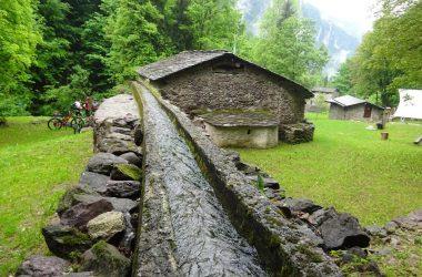 mulino di Baresi frazione di Roncobello Bergamo