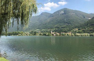 pinone al lago Bergamo