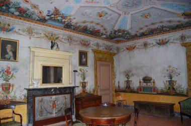 sala dei fiori- Castello dei Conti Calepio - Castelli Calepio