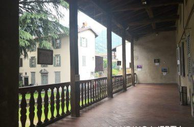 sede Gandino Web Tv palazzo Giovanelli a Gandino.