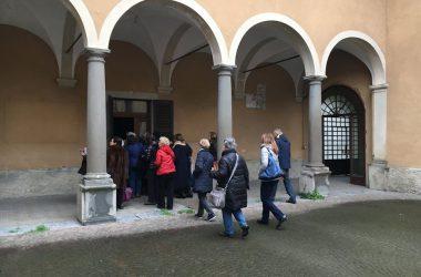 visita alla chiesa e al Monastero di Sant'Anna Albino